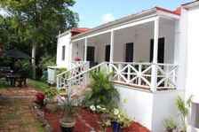 French West Indies inspired architecture in Estate Sorgenfri