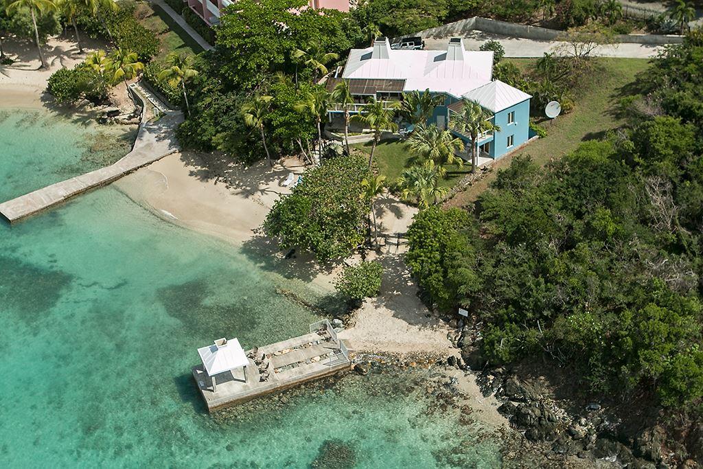 27 Beachhouse Aerial 5