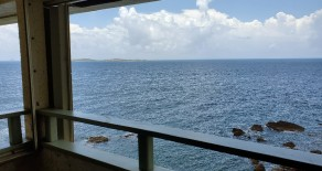 Seacliff two bedroom waterfront condo