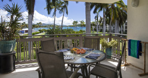 Luxury Two Bedroom Anchorage Beach Condo