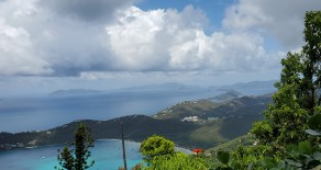Magen's Bay Views and Down Island!